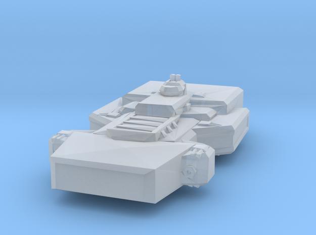 EA Artemis 50mm in Smooth Fine Detail Plastic