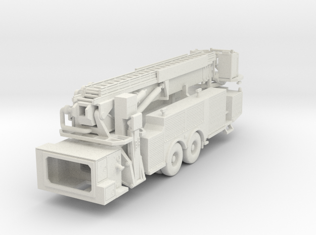 1/87 95' Tower Body in White Natural Versatile Plastic