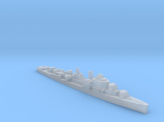 USS Allen M. Sumner destroyer 1945 1:1800 WW2 in Smoothest Fine Detail Plastic