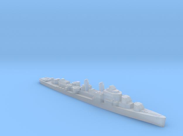 USS Allen M. Sumner destroyer 1944 1:2400 WW2 in Smoothest Fine Detail Plastic