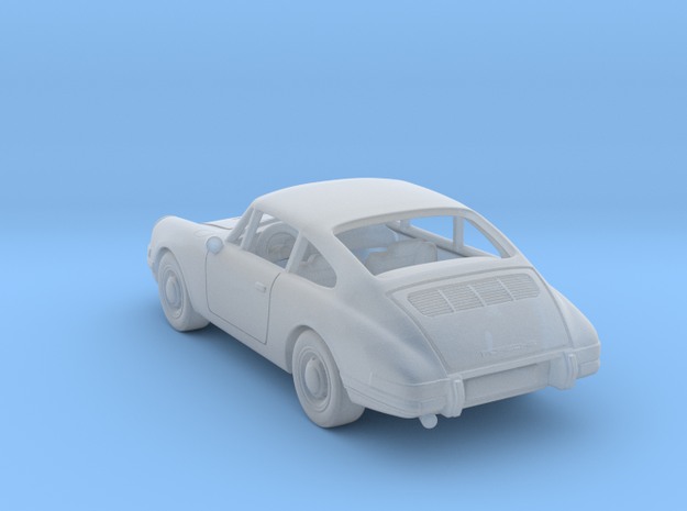 Porsche 911 S  1963  1:120 TT in Smooth Fine Detail Plastic