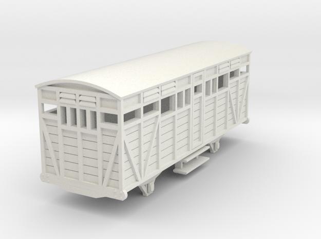 o-re-76-eskdale-big-saloon-coach in White Natural Versatile Plastic