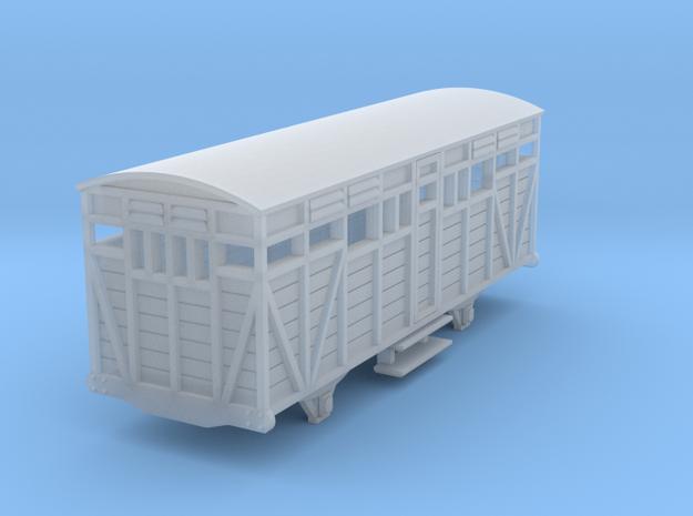 o-re-148fs-eskdale-big-saloon-coach in Smooth Fine Detail Plastic