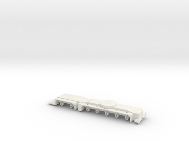 AK210 Chassis in White Natural Versatile Plastic