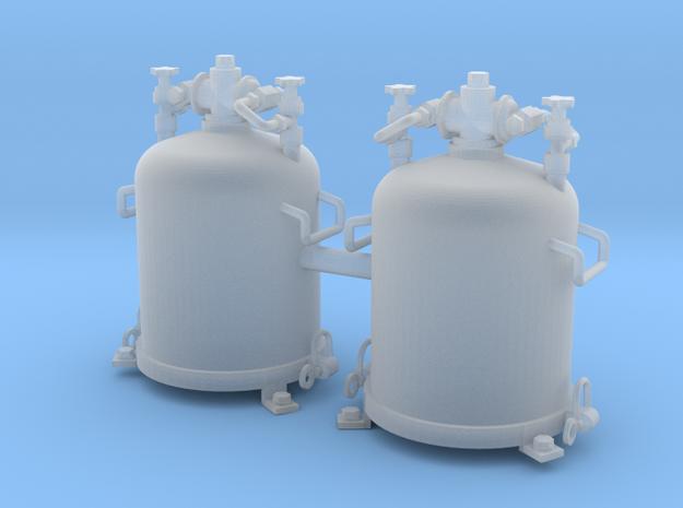 Nebelkanne in 1 zu 40 updated version in Smooth Fine Detail Plastic