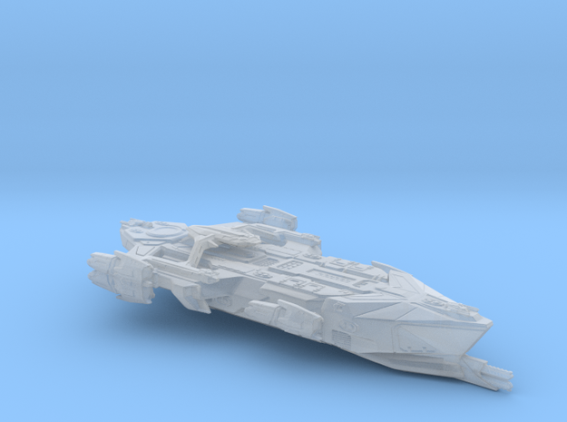 Scoutcarrier in Smooth Fine Detail Plastic
