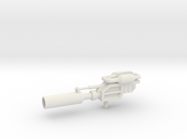 Prowlimus Gun in White Strong & Flexible