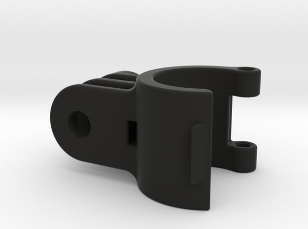 M210-MTPF-Armverbinder-Clip-T1-V1.0 in Black Natural Versatile Plastic