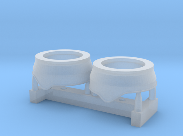 Elco_77_Foot_PT_Boat_Tub in Smoothest Fine Detail Plastic