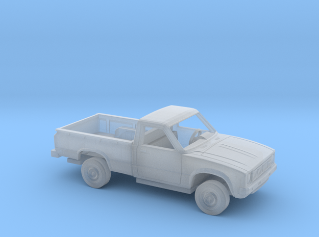 1/72 1978-83 Toyota Hilux Kit in Smooth Fine Detail Plastic
