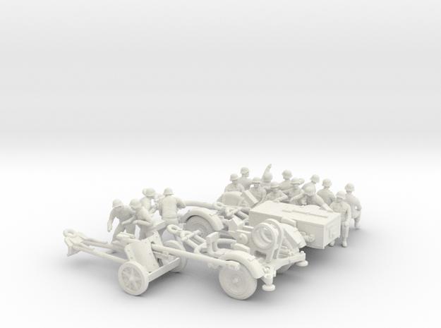 (1/56) SDKFZ.10 (ADDON PACK) in White Natural Versatile Plastic