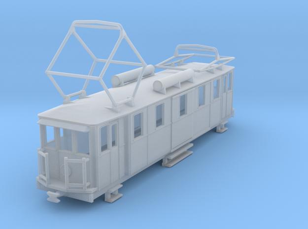c-160fs-camargue-electric-automoteur-plus in Smooth Fine Detail Plastic