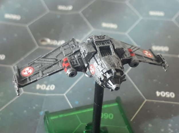 Ocula Imperial Scout (1/270) in Smooth Fine Detail Plastic