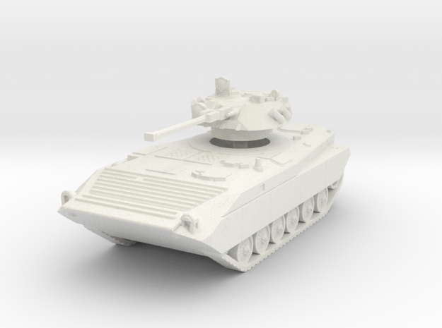 BMP 2D 1/76 in White Natural Versatile Plastic