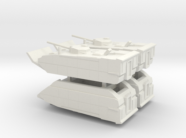 6mm (1:285) Expeditionary Fighting Vehicle