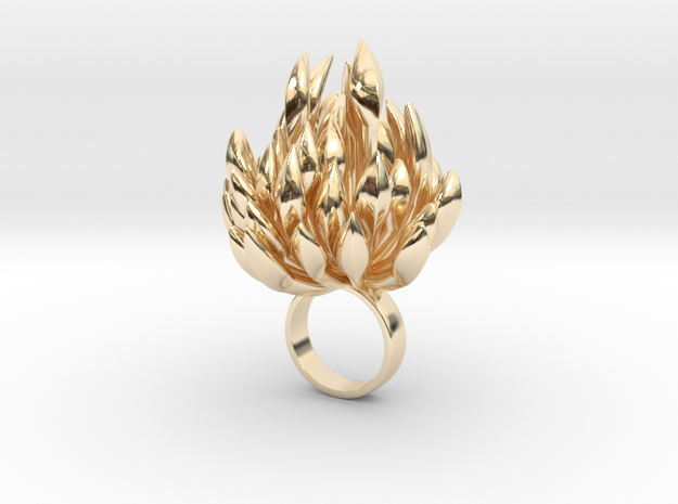 Phobos_-_Bjou_Designs__repaired in 14k Gold Plated Brass
