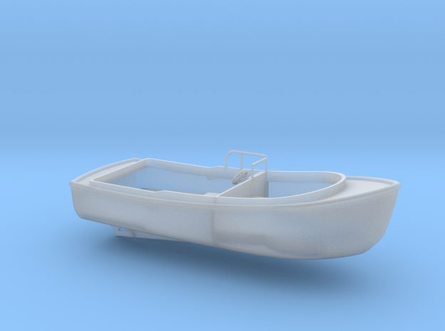 1/96 Scale 26 ft Utility Boat USN in Smooth Fine Detail Plastic