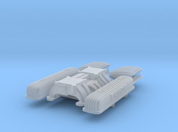 Nailhead Dual Quad Intake Combo