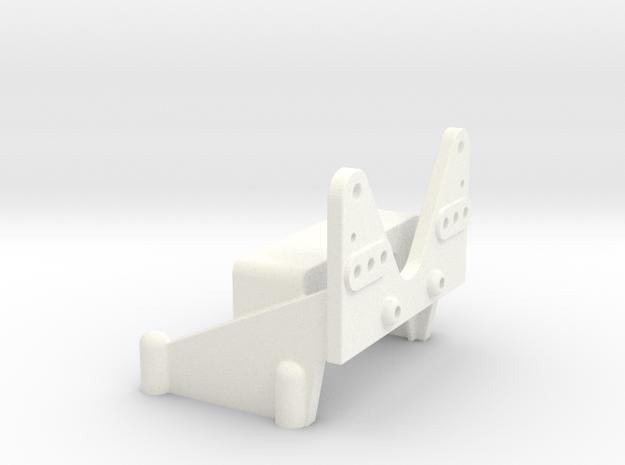 NIX92003 in White Processed Versatile Plastic