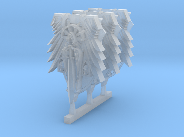 Obscure Angels energy shield in Smoothest Fine Detail Plastic