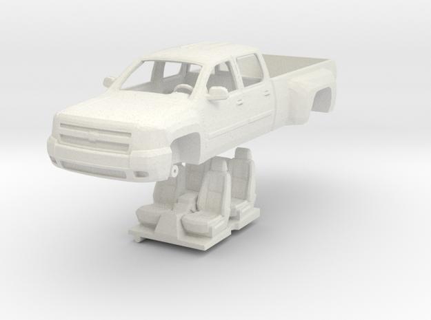 1:64 Chevy Silverado Crew Cab Dually