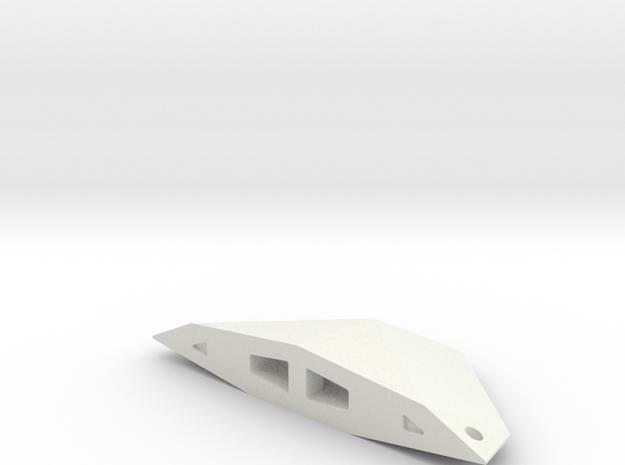 MKIII in White Natural Versatile Plastic