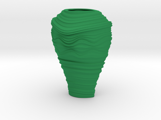 Vase D 3d printed