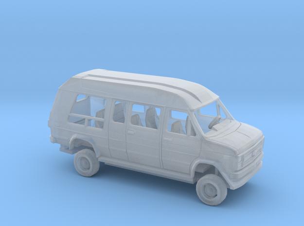 1/160 1984 Chevrolet G Van Conversion Kit in Smooth Fine Detail Plastic