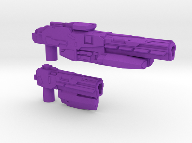 """""""SENTINEL"""" Transformers Weapons Set (5mm post)"""