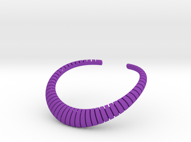 SNAKE Collection -necklace-  3d printed
