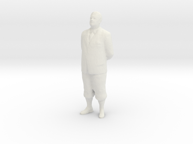 HO Scale Old Man