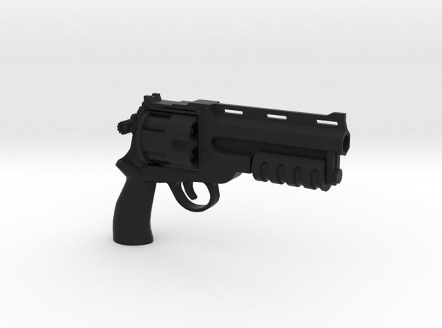 1:6 Scale BFG Revolver - Tactical Version