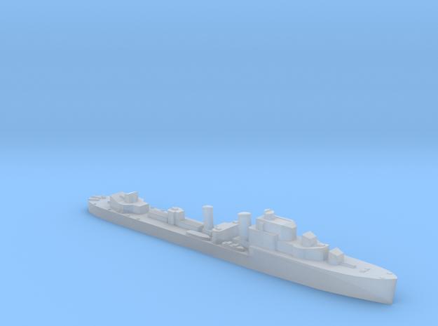 HMS Havant class destroyer 1:2400 WW2 in Smoothest Fine Detail Plastic
