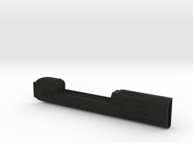 Darksai CFX:Proffie Removable in Black Natural Versatile Plastic