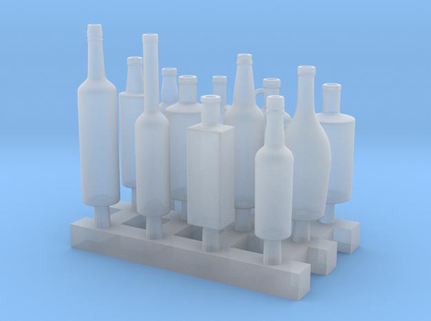 Liquors Bottles (2) 1:24