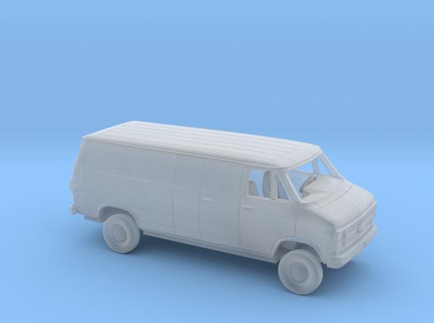 1/160 1984 Chey G Van Long Wheelbase  Split Rear w in Smooth Fine Detail Plastic