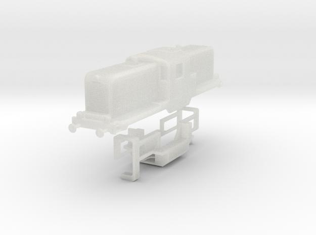 ÖBB 2045 (original Vorbauten) 3d printed
