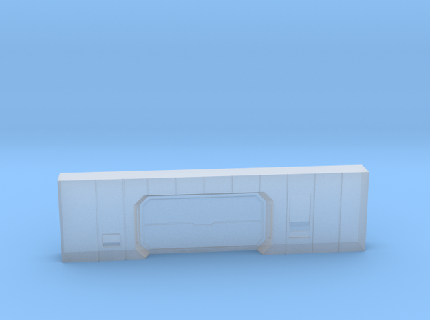 Endurance Primary Hangar Wall B in Smooth Fine Detail Plastic