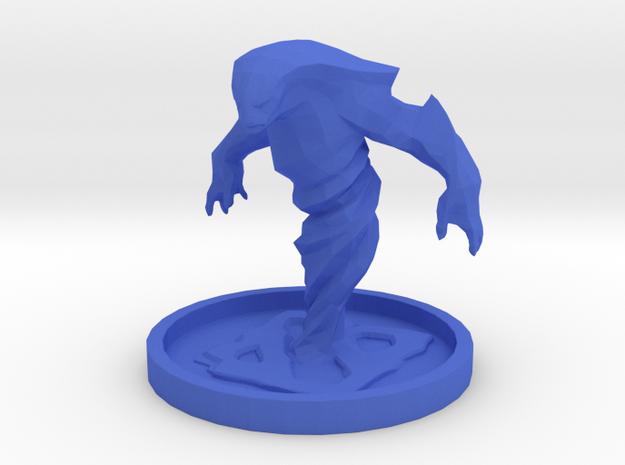 Dota 2 Morphling Figurine in Blue Processed Versatile Plastic