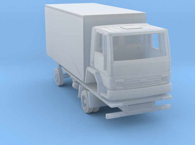 Ford Cargo box truck 1981 - 1:160 N