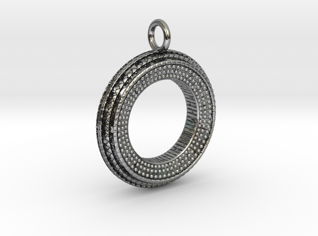 Ring in Antique Silver