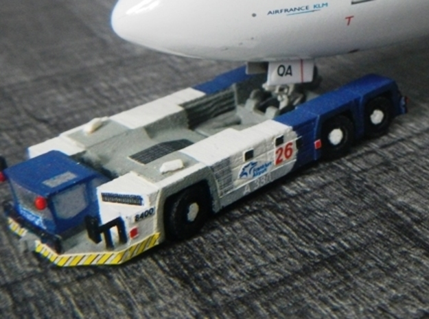 Airport GSE 1: 200 Goldhofer Pushback ATS 1 X 1360 in Smooth Fine Detail Plastic