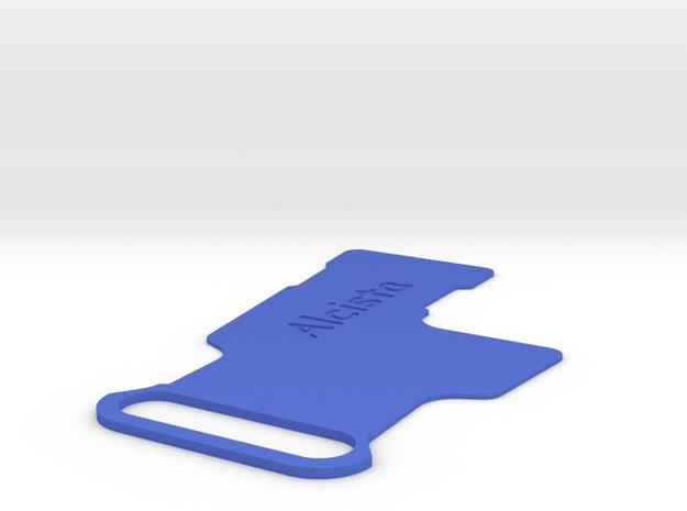 Alcista Electronics Tray - Axial Capra in Blue Processed Versatile Plastic