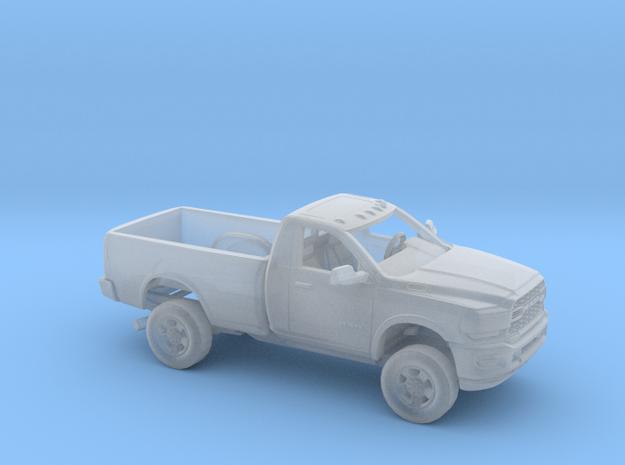 1/87 2020 Dodge Ram Regular Cab Regular Bed Kit in Smooth Fine Detail Plastic