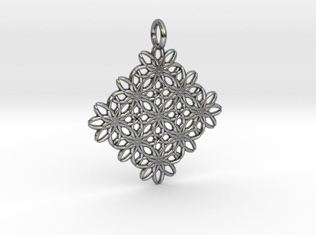 Fancy in Antique Silver