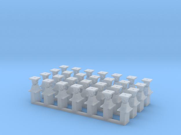 pedestal_102419_28 in Smoothest Fine Detail Plastic