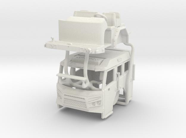 1/87 Rosenbauer Avenger Cab V1 in White Natural Versatile Plastic