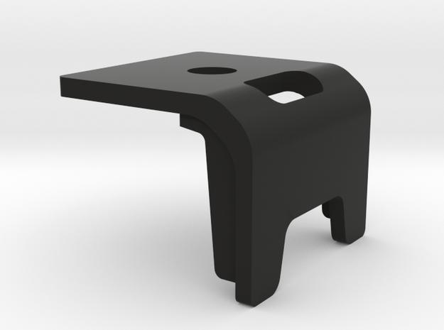 Tamiya tl-01 Battery Holder in Black Natural Versatile Plastic