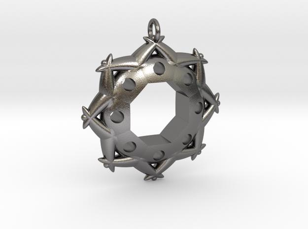 Utopia in Polished Nickel Steel