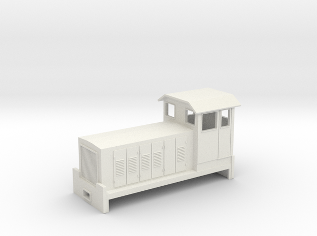 "HOn30 Australian Cane Locomotive 2 ""Amye"" 3d printed"